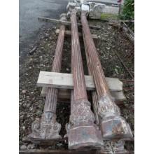 Anciennes colonnes en fonte.col: 001