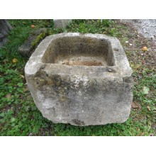 Ancien saloir en pierre