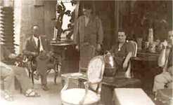 Photo de famille avec Emile Forain