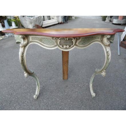 Console de style Louis XV