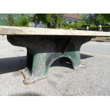 Grande  table insolite